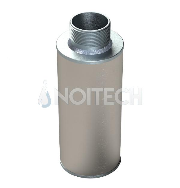 Filtri silenziatori per pompe a vuoto