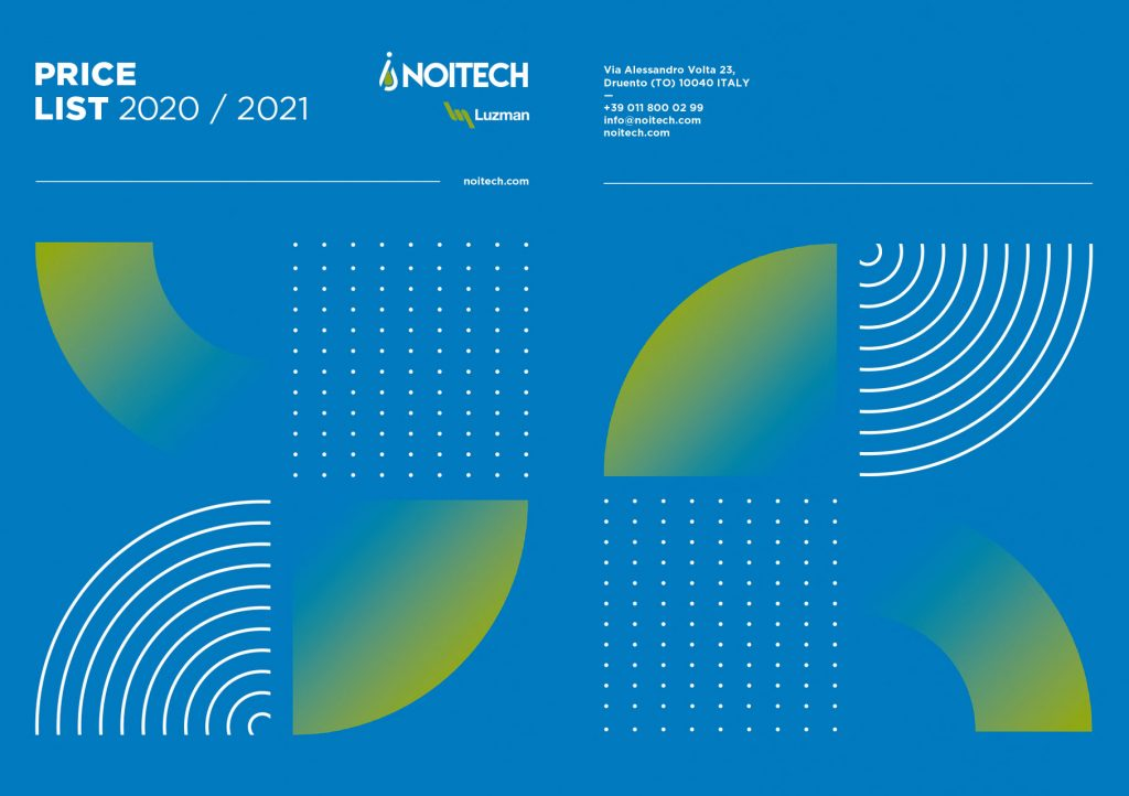 Pricelist Noitech